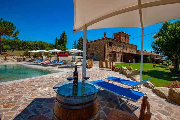 Rental Accommodation Tuscany Italy