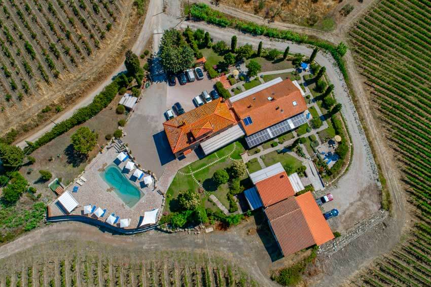 Villa with pool in Tuscany